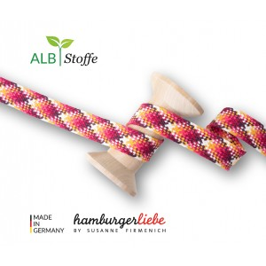 Cordon bio twist me  check  ALB 520h170 coloris 10
