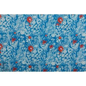 Batiste Egg press Wild Floral Bleu