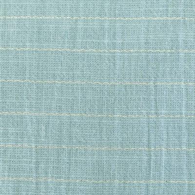 Tissu SARI gold color Aqua  Katia fabric