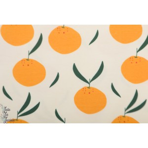 Jersey Bio Oranges Elvelyckan Design graphique