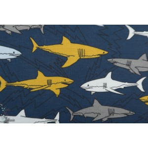 Jersey Bio poppy Electric Shark