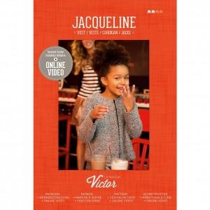 Patron  Veste Enfant JACQUELINE