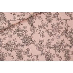 Double Gaze Cherry Blossom -Pale Pink -  SYAS