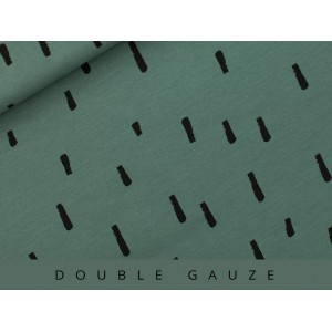 Double Gaze Swipes -Sagebrush Green -  SYAS