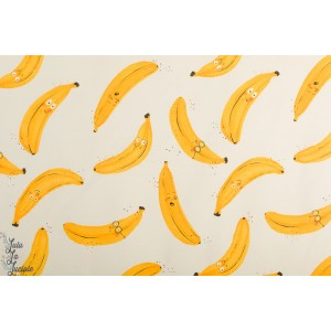 Jersey Bio Bananas natural  Mieli Design