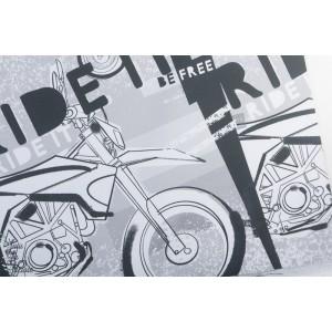 Panneau Summersweat bio Ride it Lillestoff