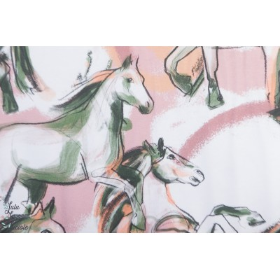 Jersey Bio Josefines Pferde,Lillestoff