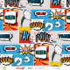 Summersweat Bio comic Bunt Lillestoff