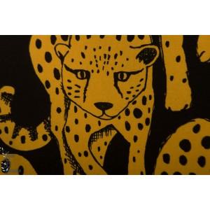 Sweat  Bio PaaPii Cheetah Ochre