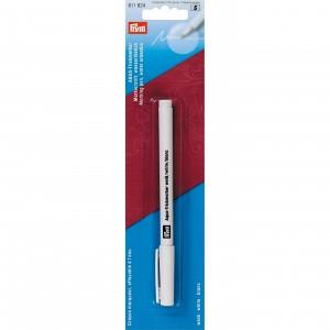 Crayon Prym Aqua trick marker, soluble dans l'eau, blanc   611824