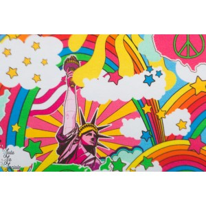 jersey bio Peace and love By Ernest