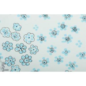 Summersweat Bio Yelli, blau Lillestoff
