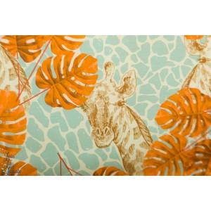 Viscose  S11093 mes girafes