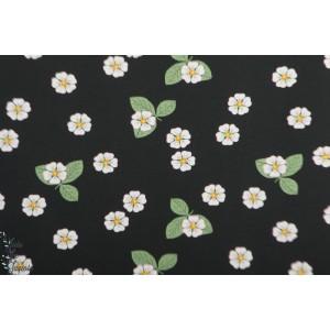 Jersey Vintage Botanical - fleurette