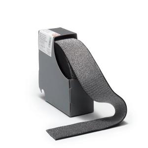 Elastique ceinture  Prym 50mm noir -argnet par 10cm