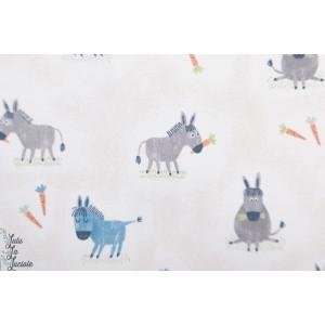 Jersey bio Donkey Darling  Lillestoff ane rigolo bourique mule enfant