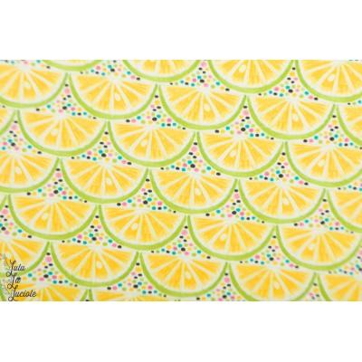 Jersey lemon graphique