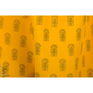 Golden Huaca in Cotton from Andina by AGF Studio