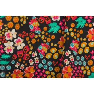 Urubamba Flora in Cotton from Andina by AGF Studio