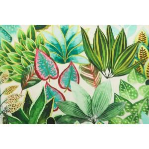 jersey Hilco Jungle Leaves