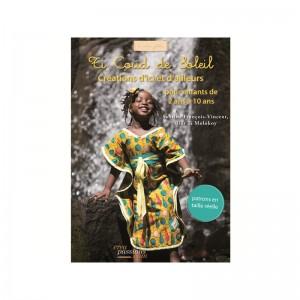 livre patron couture enfant Ti Coud de Soleil Sabrina FRANCOIS-VINCENT