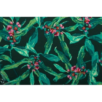 Popeline AGF Jungle Berries    from Boscage by  Katarina Roccella