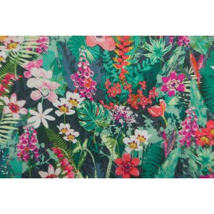 Viscose Lush Rainforest from Boscage by Katarina Roccella  AGF