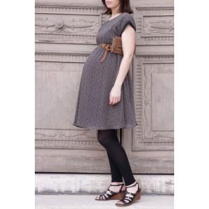 Patron couture mode robe femme enceinte TOKYO grossesse atelier scammit
