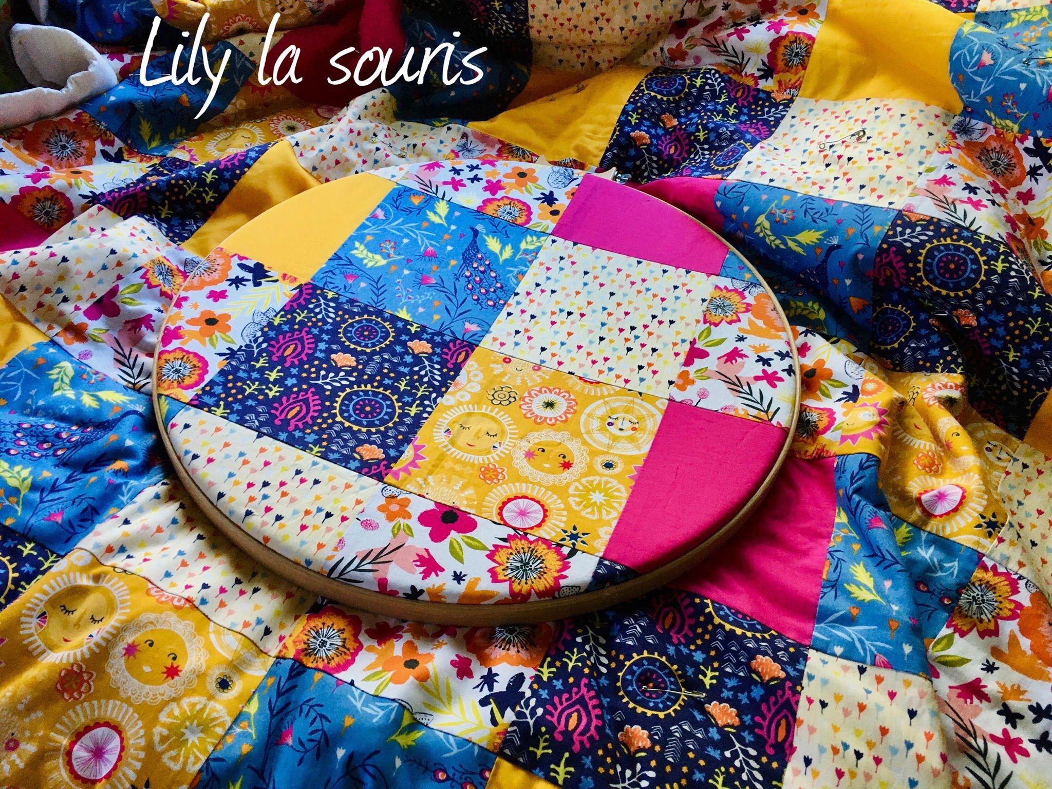 patch by lily la souris